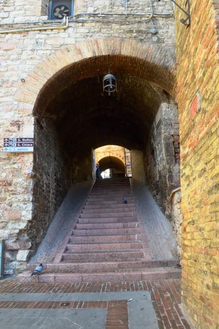 Centro histórico de Assis