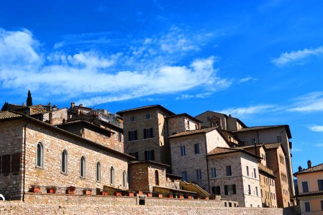 Edifícios da cidade de Assis