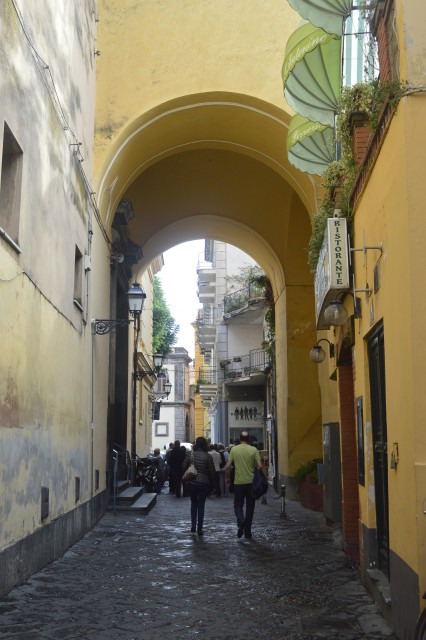 Centro histórico de Sorrento