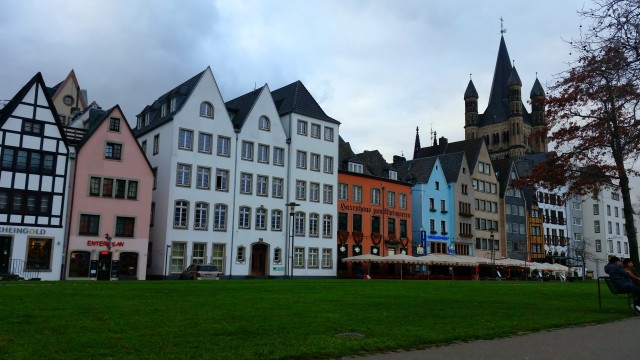Passeio em Colônia