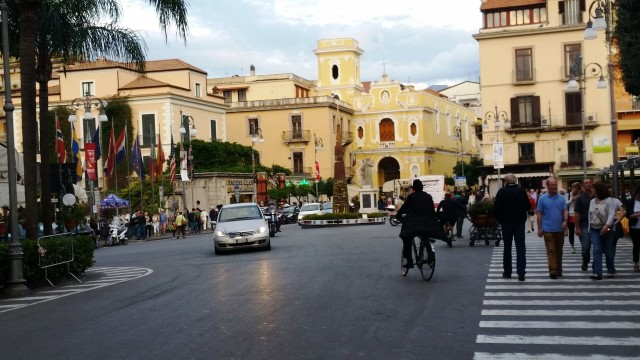 Piazza Tasso - Sorrento