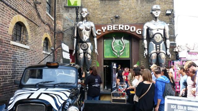 Mercado em Londres