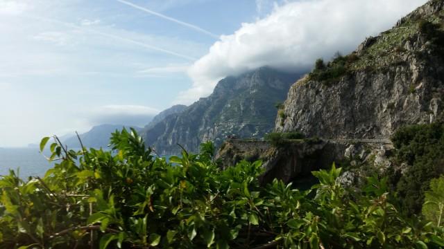 Estrada da Costa Amalfitana