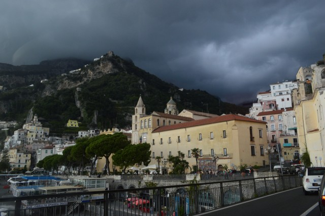 Cidades da Costa Amalfitana