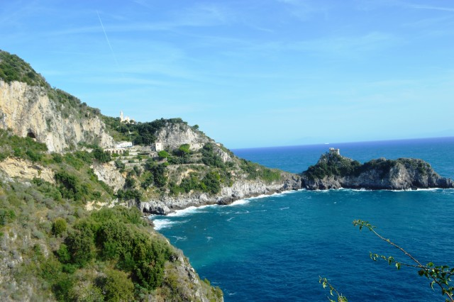 Roteiro na Costa Amalfitana