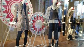 Moda em Milão