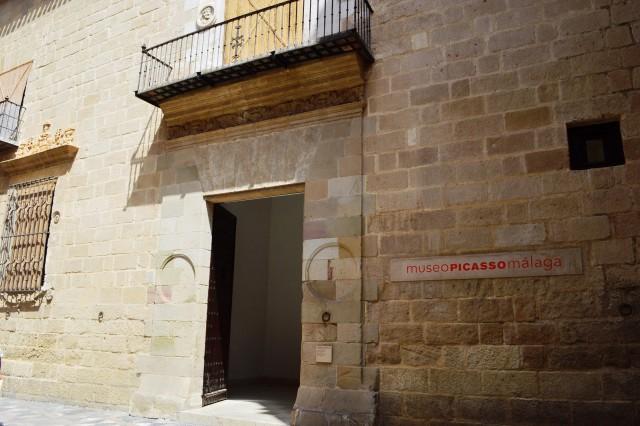 Museu Picasso em Malaga