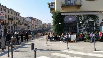 O que fazer em Milão - Navigli