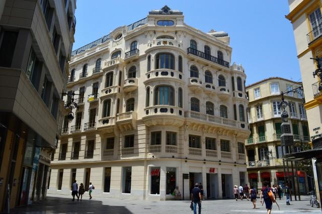 Edifico em Málaga