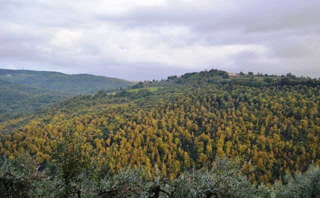 Viajar pela Toscana