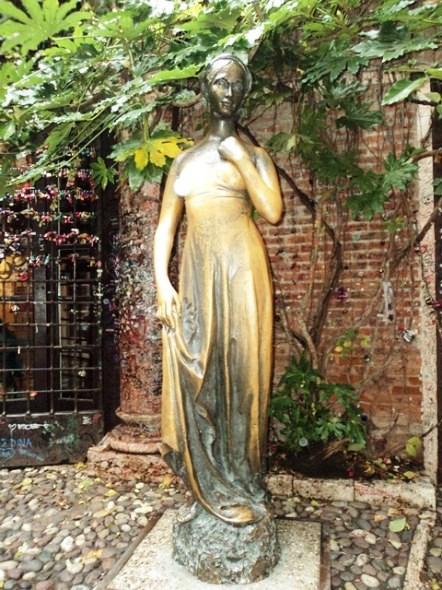 Estátua da Julieta