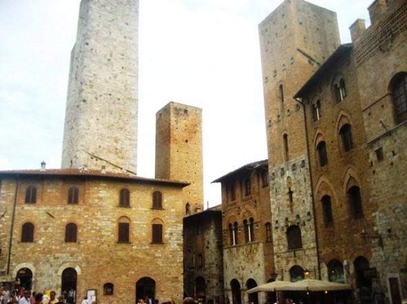 Passeios em Siena e San Gimignano