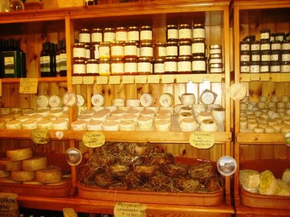 Pienza-viagem enogastronomica na Toscana