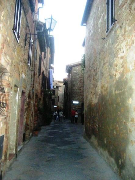 viagem pela Toscana