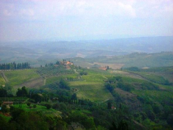 vaigema pela Toscana