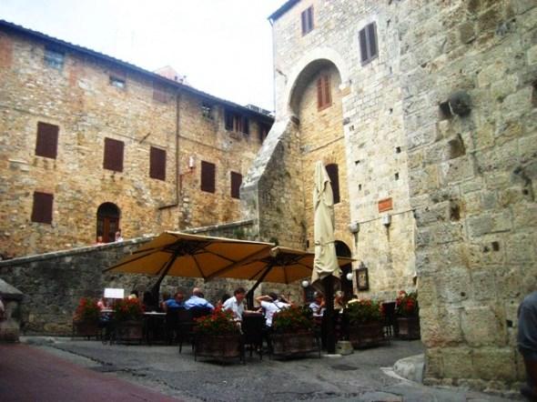 Passeios na Toscana-San Gimignano