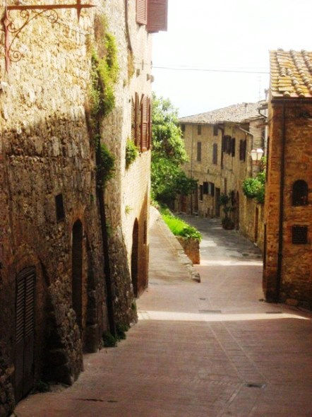 Viagem pela Toscana- San Gimignano
