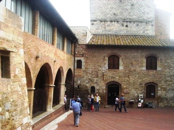 Roteiro da Toscana- San Gimignano