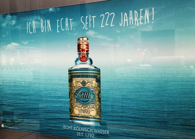 perfume agua de Colonia