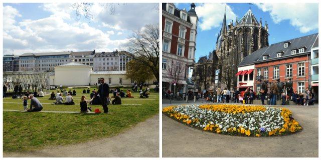 cidade de Aachen