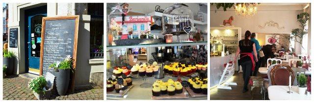 comer doce na Alemanha