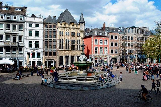 como visitar Aachen