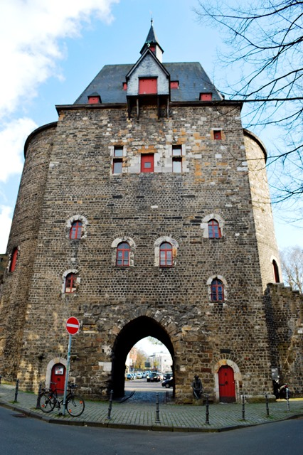 porta medieval - Marschiertor