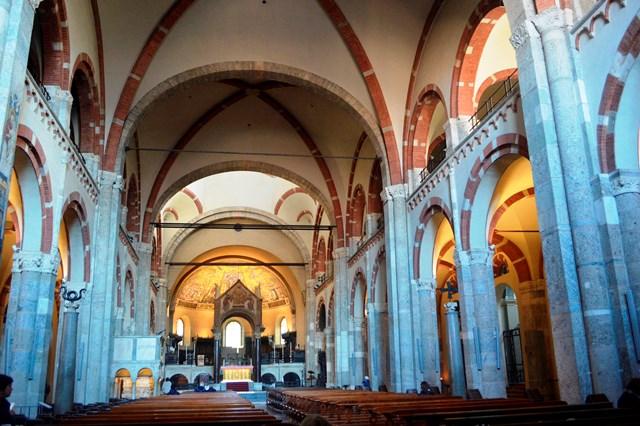 basilica de Milão