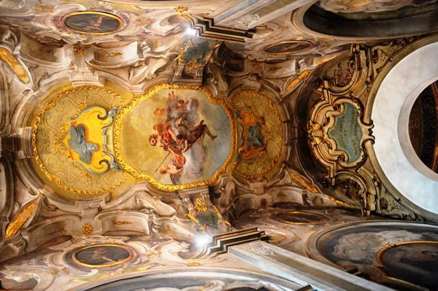 a igreja de Milão