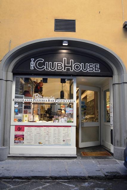 Restaurante em Florença