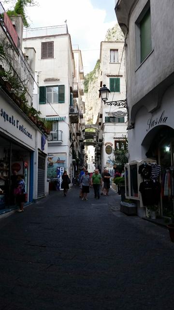 O que ver em Amalfi