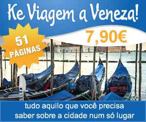 Ke Viagem a Veneza!