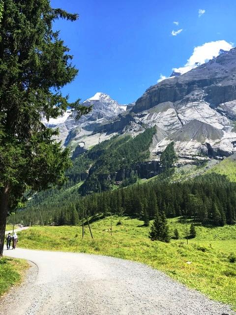 viajar pela Suíça
