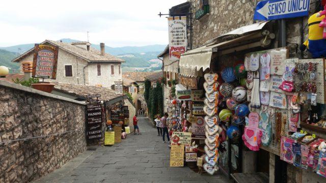 viajar pela italia