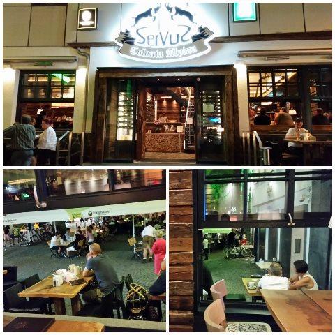 restaurante em Colônia