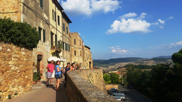 Panoramas da Toscana