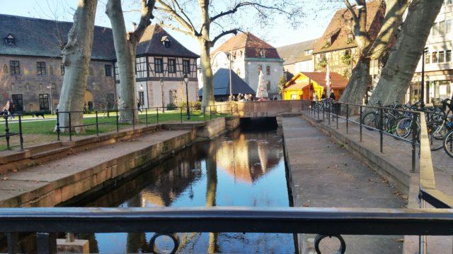 1 dia em Colmar