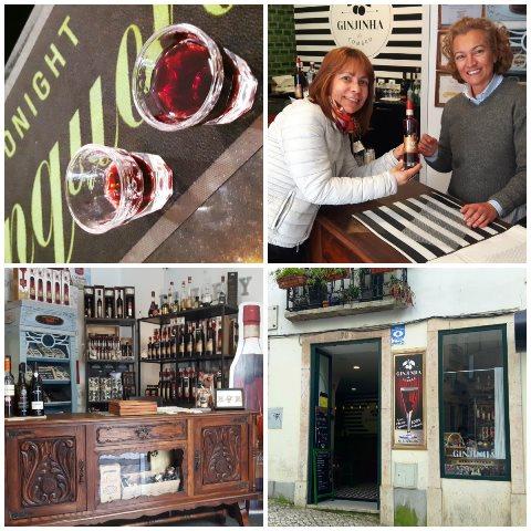 Ginjinha em Lisboa