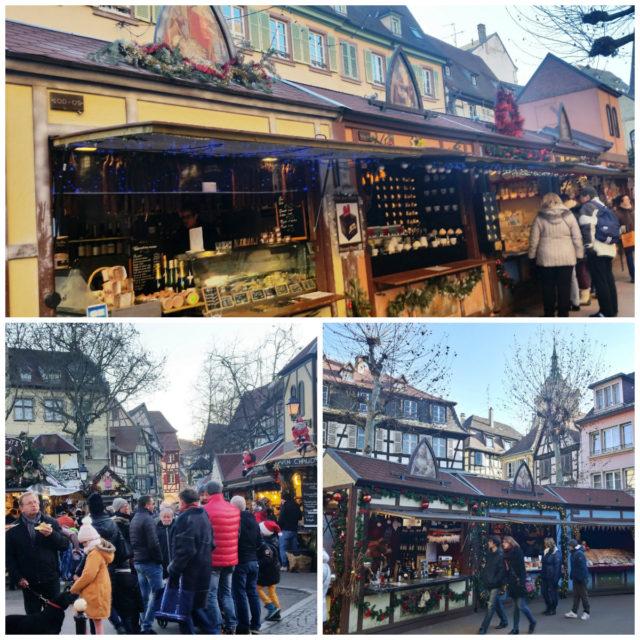 Mercados de Natal em Colmar