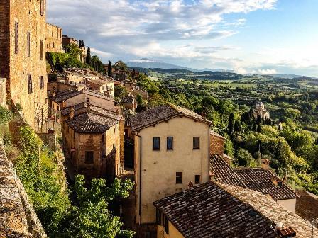 Passeios na Toscana - Montepulciano
