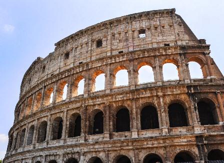 passeios em Roma - Coliseu