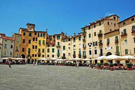 Passeios na Toscana - Lucca