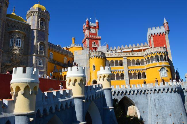 Excursão para Sintra