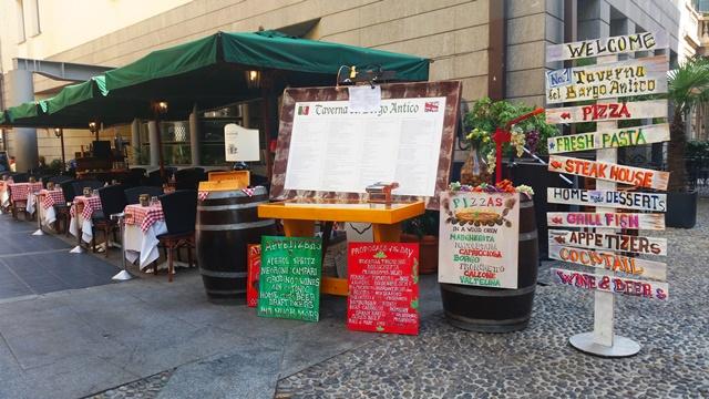 Brera-bairro de Milão