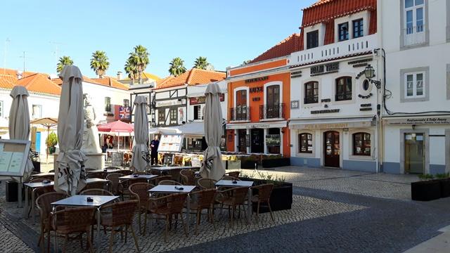 nos arredores de Lisboa