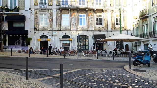 Passeios guiados em Lisboa