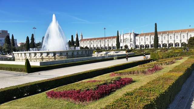 passeio panorâmico em Lisboa