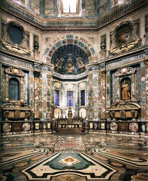 Capelas Mediceas- Melhores museus de Florença