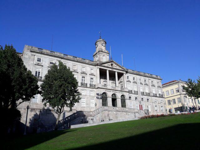 Palácio da Bolsa no Porto
