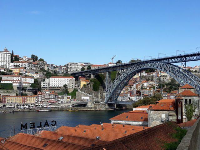 Ponte Dom Luis I - Porto
